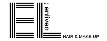 이엘(EL)헤어메이크업 로고