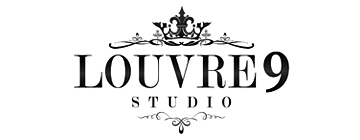 루브르네프스튜디오 로고