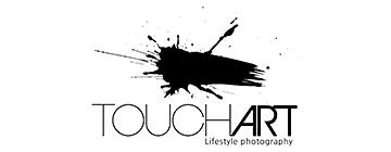터치아트 로고
